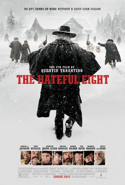������� Hateful DVDSCR