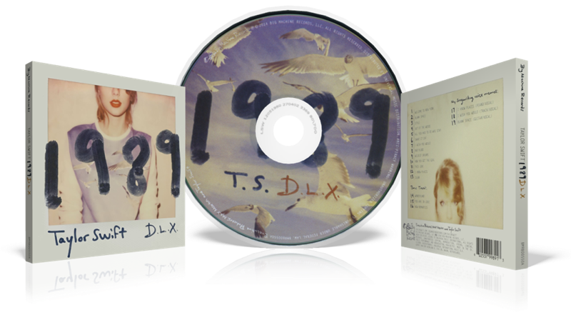 Download Taylor Swift - 1989 (Deluxe Edition) (2014)320Kbps-Mp3-Pop[MT] Torrent | 1337x