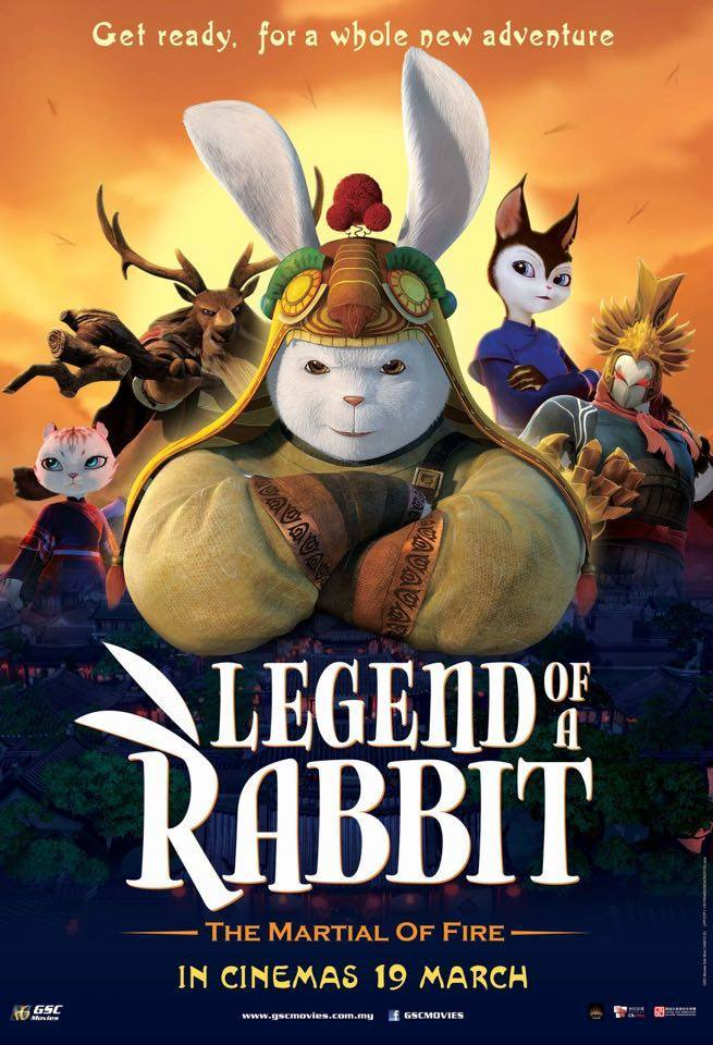 Legend Rabbit Martial DVDRip