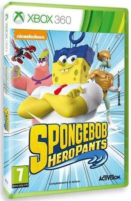 [XBOX360] SpongeBob HeroPants (2015) - FULL ITA