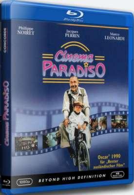 Nuovo Cinema Paradiso(1988) Full Bluray 1080p untouched 18GB MKV ITA(DTS)