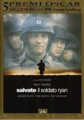 Salvate il soldato Ryan - Saving Private Ryan (1998) Dvd9 + Dvd5 Copia 1:1 ITA - MULTI