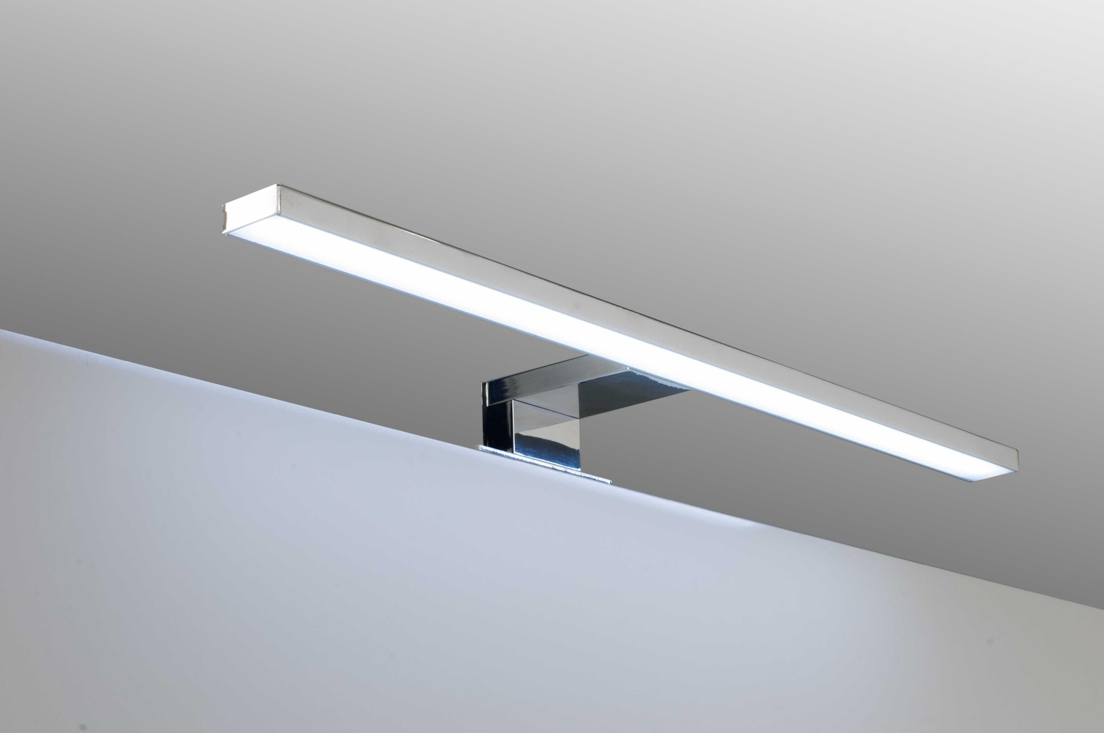 Lampada bagno faretto luce a LED per bordo specchio arredo bagno ...