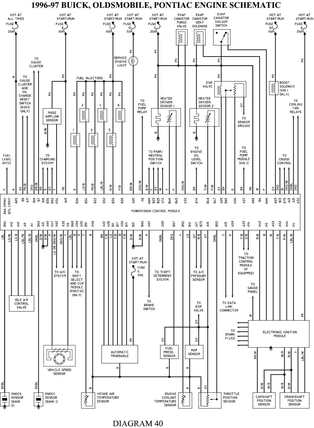 1992 Buick Lesabre Wiring Diagrams Schematics Diagram For Heater Fan Alternator Schematic Core Replacement
