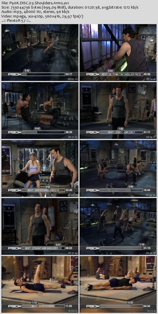 p90x how to bring it video download